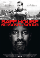 film, cinema, Safe House - Nessuno è al sicuro streaming, trailer safe house, denzel washington