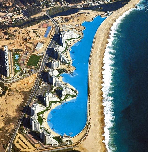 Qual la piscina pi grande del mondo risposteonline for La villa piu grande del mondo