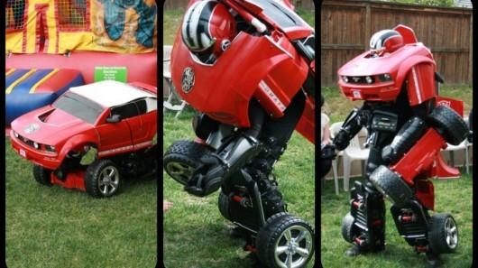 ultima moda goditi un grande sconto doppio coupon Trasformarsi in un Transformer arrivano i costumi a ...