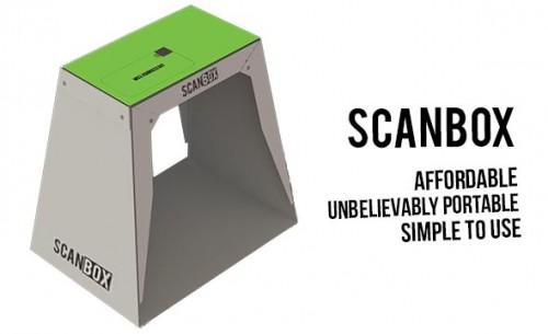 ScanBox trasforma il tuo Smartphone in uno scanner portatile