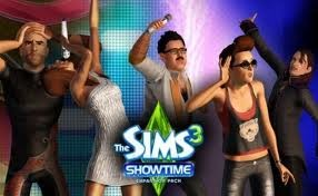 giochi pc windows, The Sims 3: Showtime, espansioni the sims, videogame
