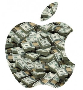 apple valore, apple guadagno